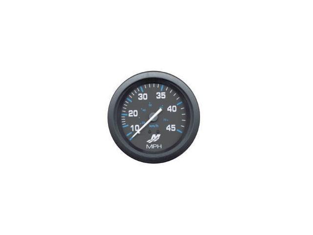 New Mercury Mercruiser Quicksilver Oem Part # 79-895285A01 Gauge-Speed-Bl