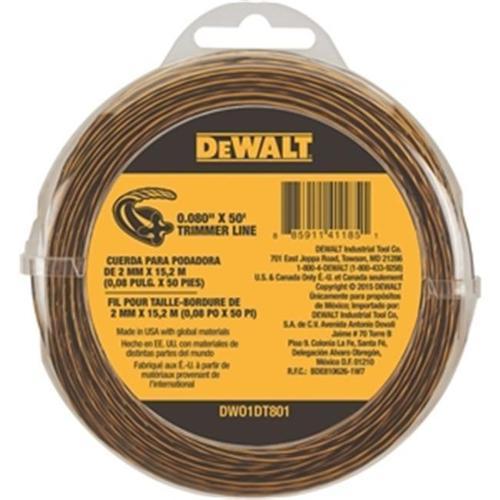 Black & Decker Lawn DWO1DT801 0. 08 inch x 50 ft.  Trimmer Line