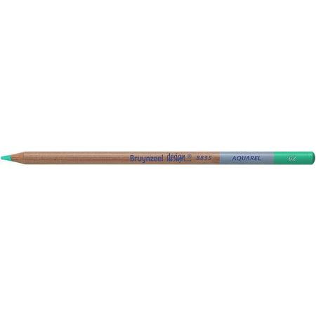 Bruynzeel Design Aquarelle Pencils-Emerald Green-BDAP-3562K - image 1 of 1