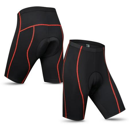 Canyon Cycling Shorts (Lixada Men's Cycling Shorts Padded Bicycle Riding Half Pants Bike Biking Tights)