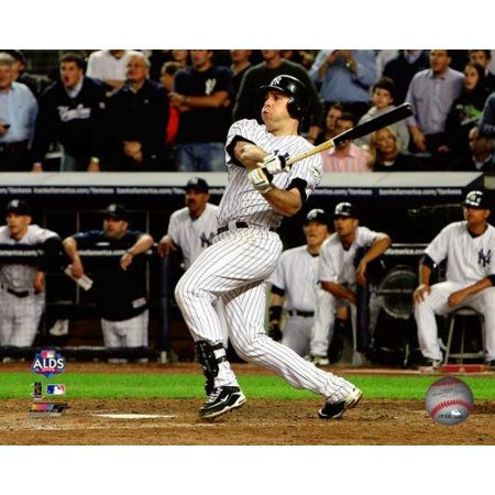 - Mark Teixeira Game Winning Walk Off Home Run Game Two of the 2009 ALDS Photo Print