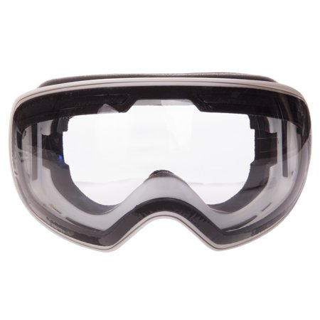 Spherical Series Goggles - C.F.GOGGLE Snow Ski Goggles with Detachable Lens - Double Spherical Lens and Eyewear Compatible - UV400 Anti-Fog Windproof Eyewear for Snowboarding, Snowmobile Winter Outdoor Sports