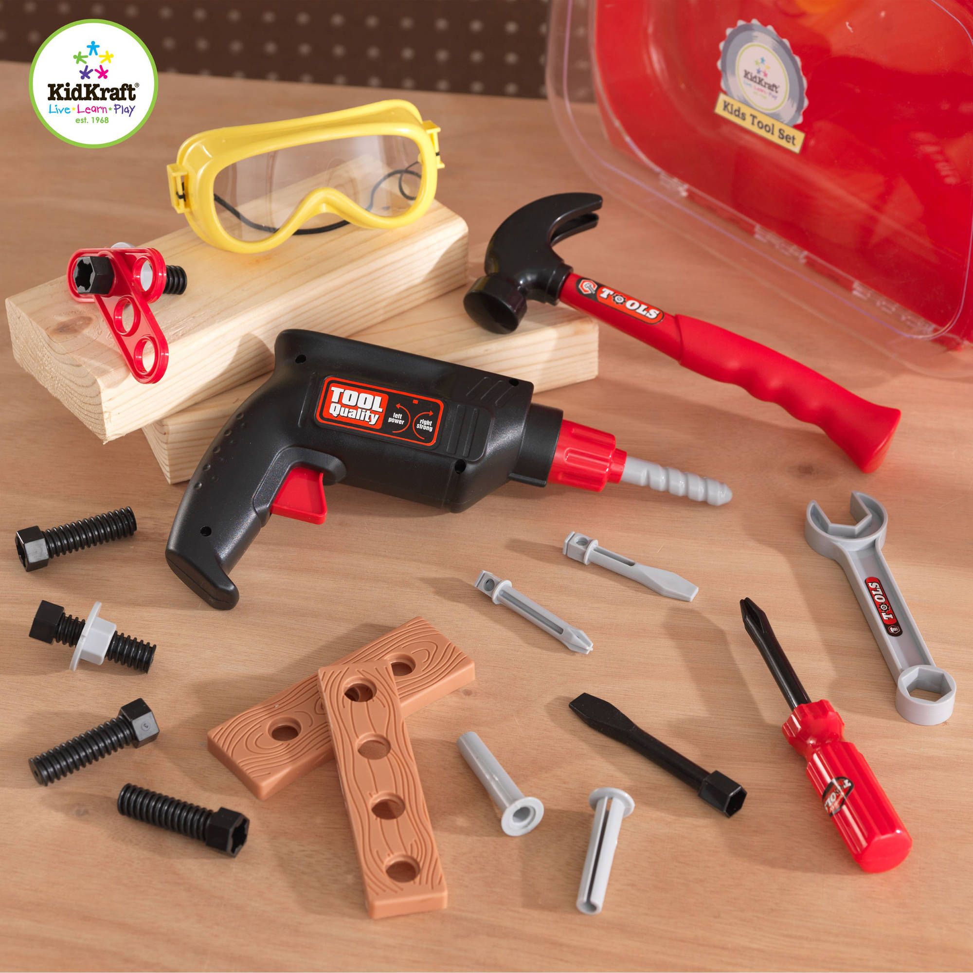 KidKraft Tool Kit Play Set