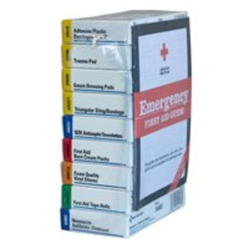Click here to buy First Aid Only 10-unit First Aid Kit Refill (740010) by First Aid Only Inc.