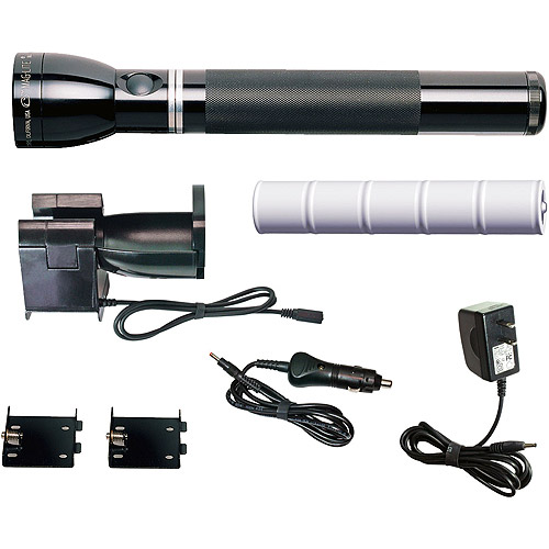 Mag-Lite Mag Charger Rechargeable Flashlight System