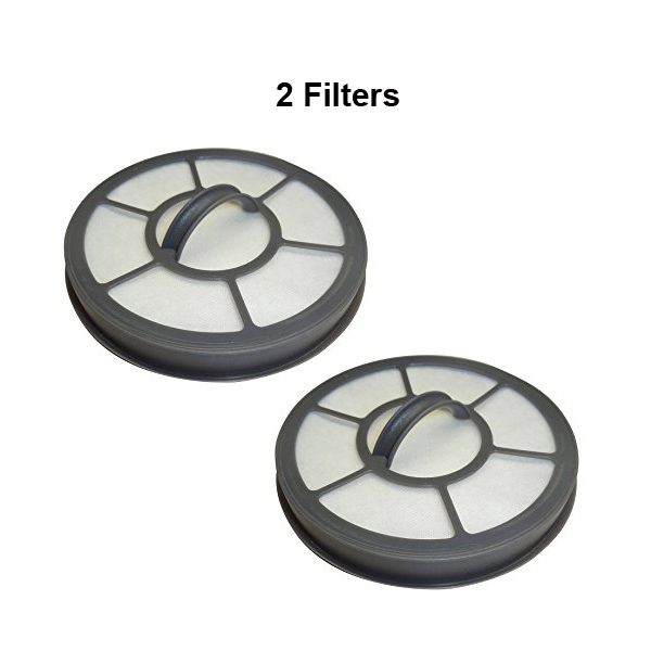 Eureka Sanitaire AS3001 Airspeed Exact, EF7 Vacuum Cleaner 2-Pack Filters // 091541