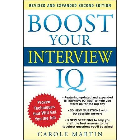 boost your interview iq 2e