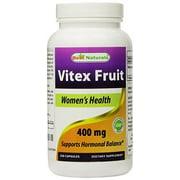 Best Naturals Vitex Fruit, 400 mg, 250 Capsules