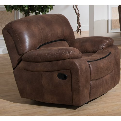 AC Pacific Leighton Manual Glider Recliner
