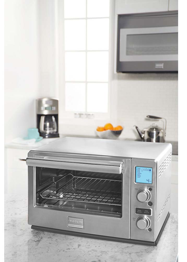 Frigidaire Professional 6-Slice Infrared Convection Toaster Oven ...