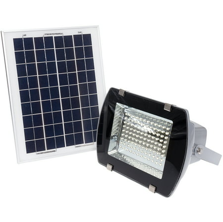 108 LED Outdoor Solar Powered Wall Mount Flood Light