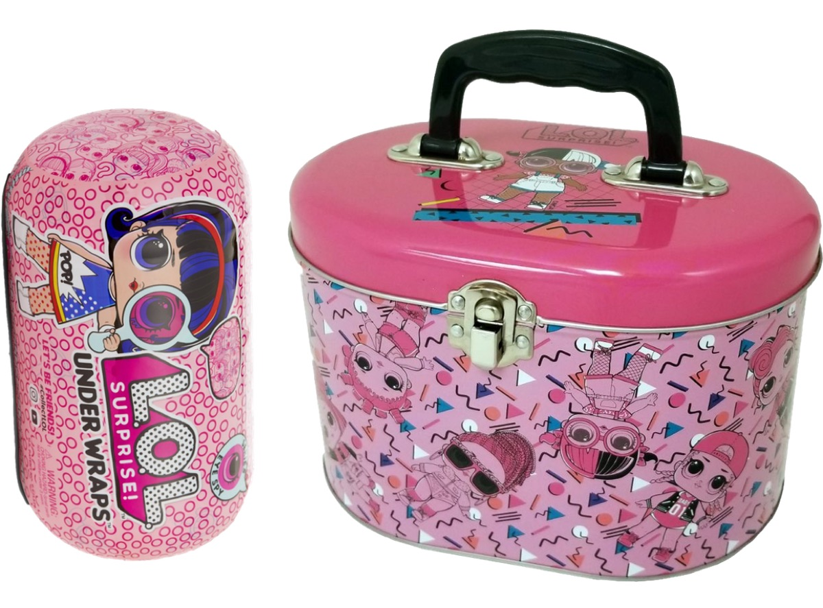 includes more than 15 items BIG Pink Custom Bundle Package L.O.L Surprise