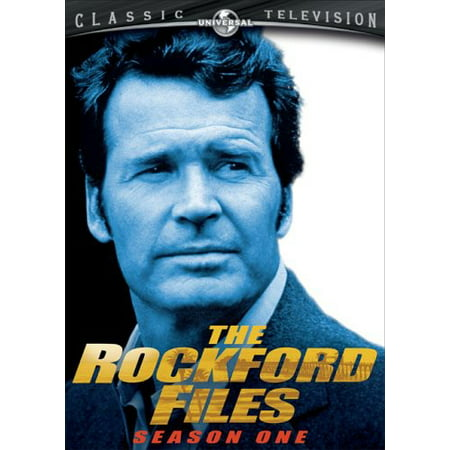 The Rockford Files: Season One (DVD)