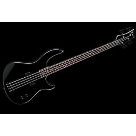 dean edge 1 series 4 string electric bass guitar black finish walmart canada. Black Bedroom Furniture Sets. Home Design Ideas