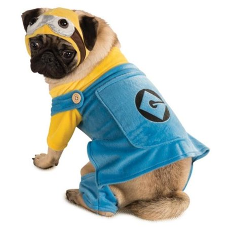 Image of Costumes for all Occasions RU887800LG Pet Costume Minion Large