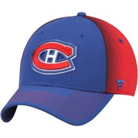 Montreal Canadiens Vapor Alpha Structured Adjustable Hat - Blue - OSFA