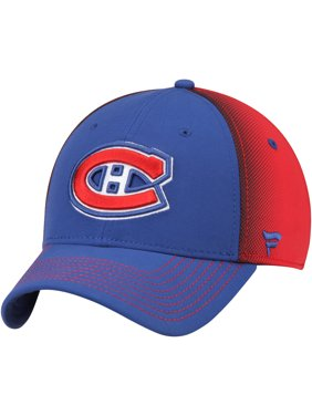 Montreal Canadiens Vapor Alpha Structured Adjustable Hat - Blue - OSFA