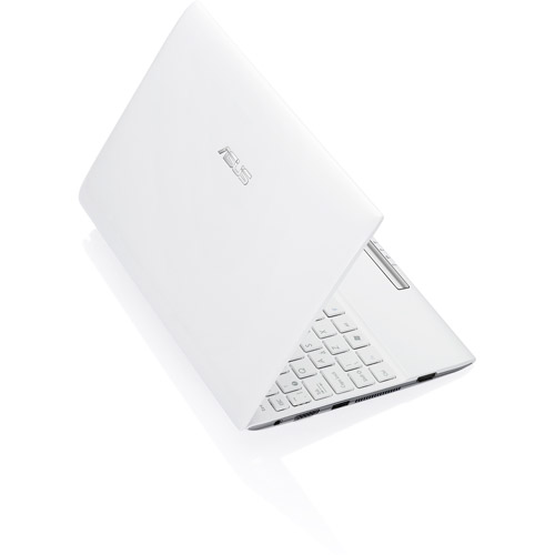 "Asus Matte White 10.1"" Eee PC 1025C-MU17-WT Netbook PC with Intel Atom N2600 Processor and Windows 7 Starter"