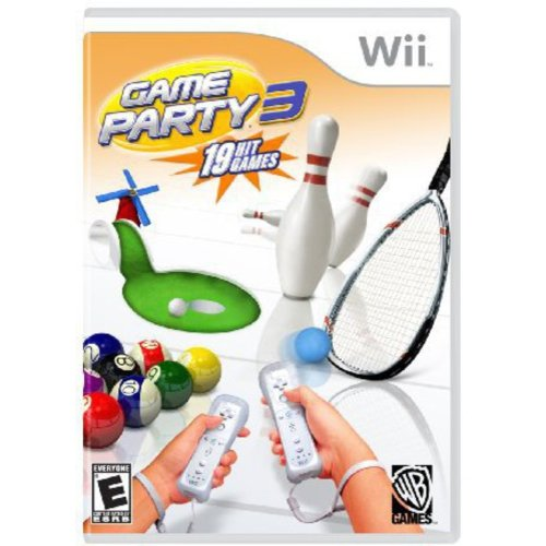 Game Party 3 (Wii)