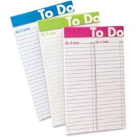 Ampad, TOP20002, To Do List Notepad, 6 / Pack