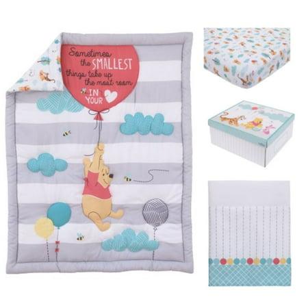 Winnie The Pooh Baby Cribs (Disney Pooh Best Friends 4 Piece Crib)
