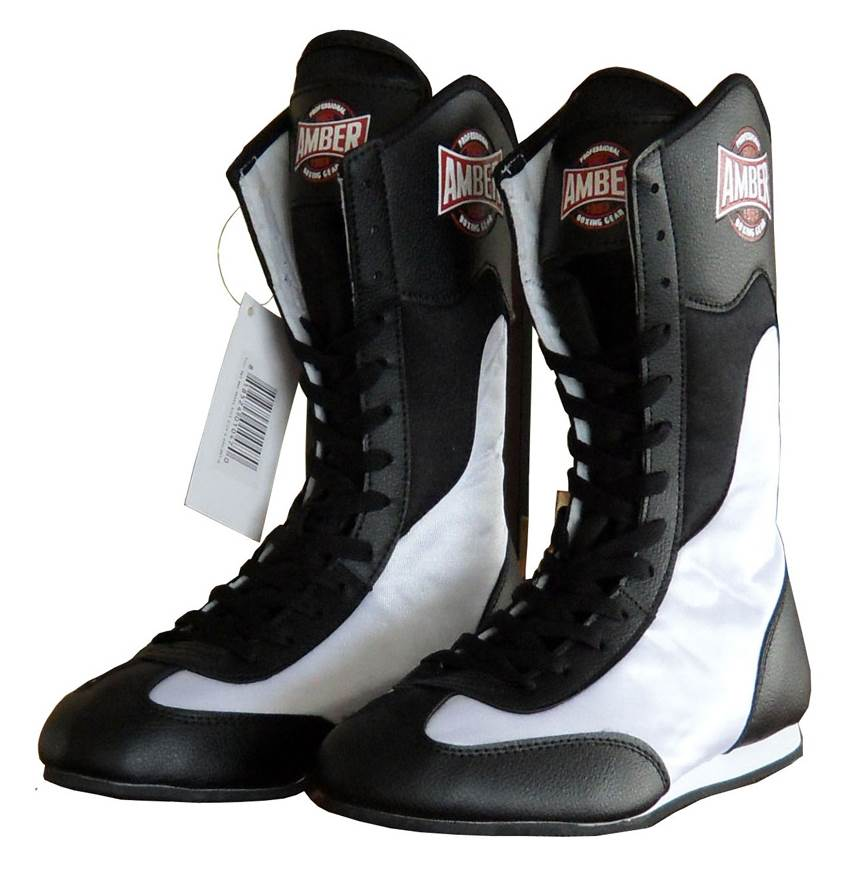 Amber Sporting Goods FightMaxxe v1.0 Full Height Boxing Shoes