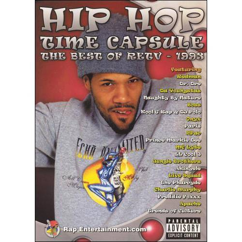 Hip Hop Time Capsule: The Best Of Retv 1993