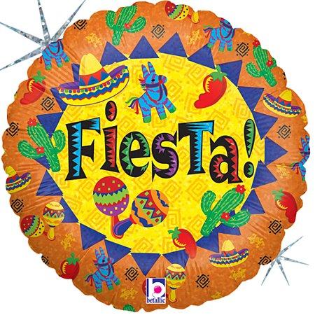 Fiesta Foil Balloon - Fiesta Balloons