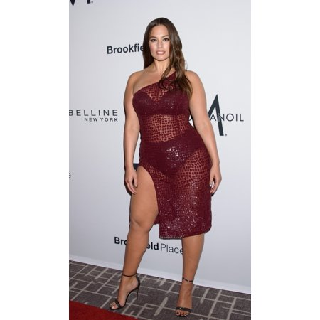 Ashley Graham At Arrivals For Daily Front Row 5Th Annual Fashion Media Awards Four Seasons Hotel Downtown New York Ny September 8 2017 Photo By RcfEverett Collection Celebrity - Celeb 2017 Halloween