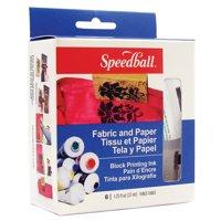 Speedball Block Printing Kit for Fabric & Paper