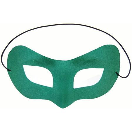 Green Lantern Costume Mask - Green Halloween Mask 07 Price