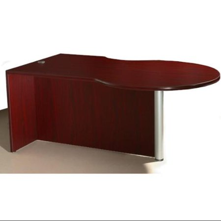 Boss P Desk Shell Left Side 1762 Product Photo