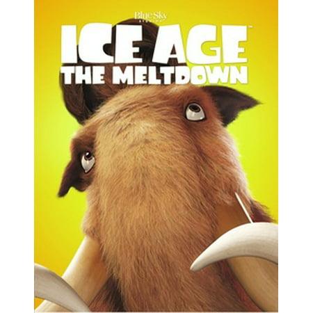 Ice Age: The Meltdown (Blu-ray) - Ice Age Halloween Movie