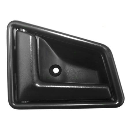 BROCK Door Handle Driver Inside Interior Front Replacement for 89-98 Chevrolet Geo Tracker Suzuki Sidekick 83130-56B01-5ES