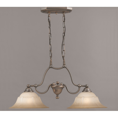 Classic Lighting Providence 2 Light Kitchen Island Pendant