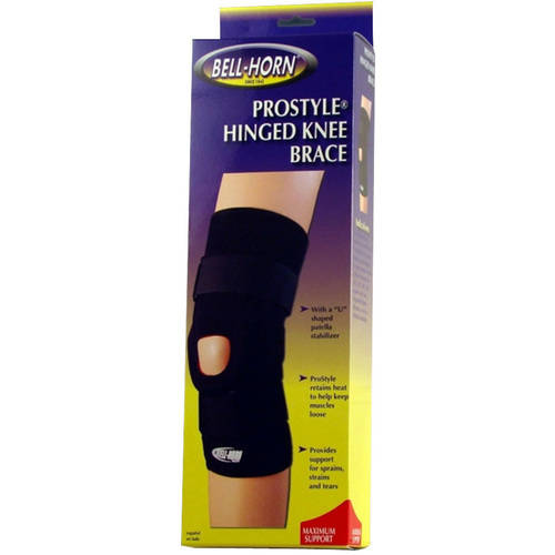 Bell-Horn ProStyle Hinged Knee Brace, 2X-Large