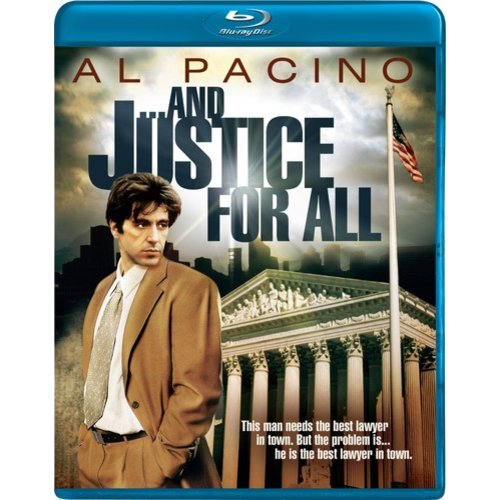 And Justice For All (Blu-ray) (Widescreen)