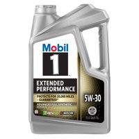 Deals on Mobil 1 Extended Performance Full Synthetic Motor Oil 5W-30, 5 Quart