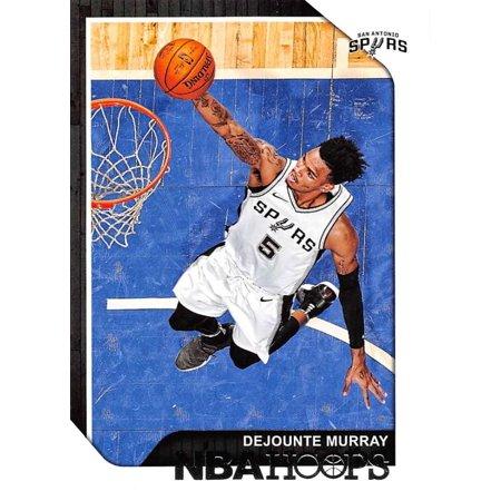 2018-19 Panini Hoops #73 Dejounte Murray San Antonio Spurs Basketball Card](Adult Arcade San Antonio)