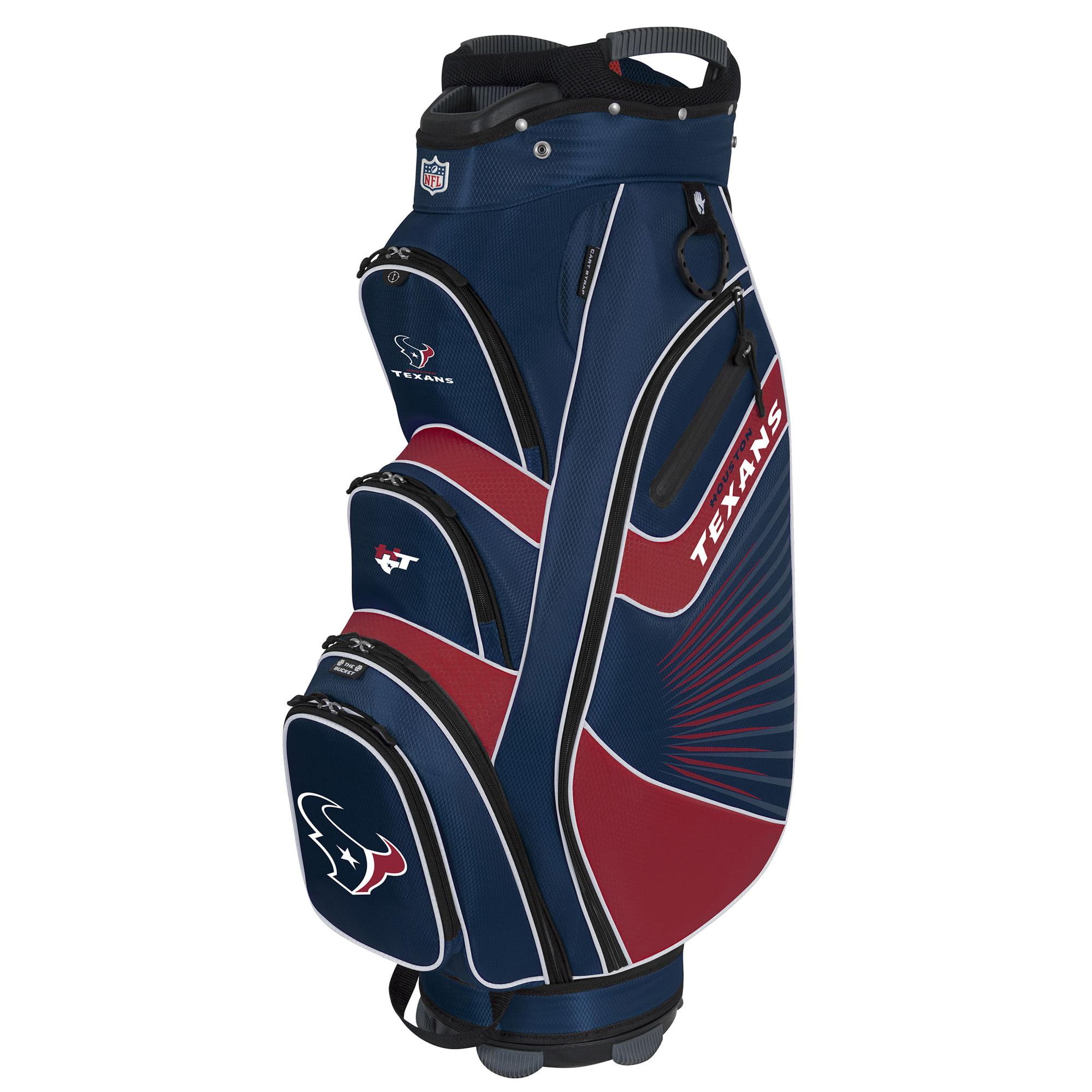 Houston Texans The Bucket II Cooler Cart Bag - No Size