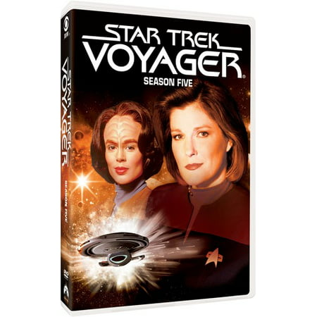 Star Trek Voyager: Season Five (DVD) ()
