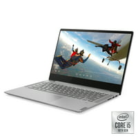"Lenovo ideapad S540 14.0"" Touch Laptop, Intel Core i5-10210U Quad-Core Processor, 8GB Memory, 256GB Solid State Drive, Windows 10 - Mineral Grey - 81V00001US (Google Classroom Compatible)"