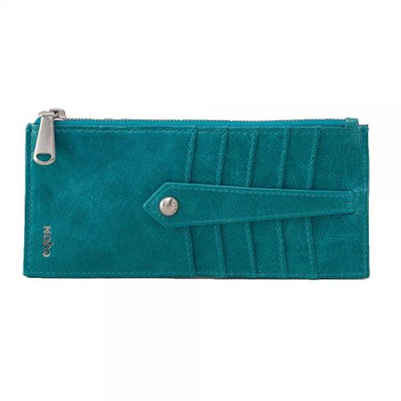official photos 1d935 7cab7 Hobo - Hobo Women's Linn Genuine Leather Vintage Card Holder Wallet ...
