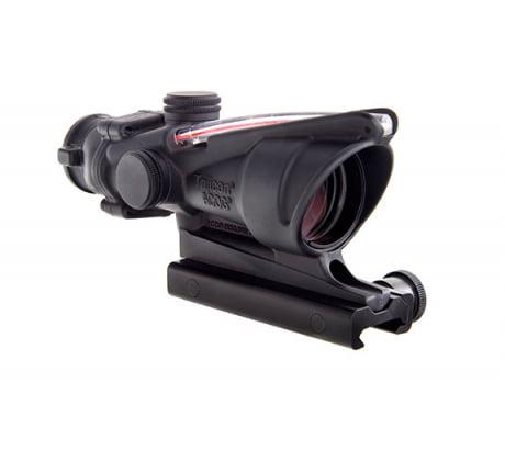 Click here to buy Trijicon ACOG 4x32 BAC Dual Illuminated Riflescope w Red Chevron M193 Ballistic by Trijicon.