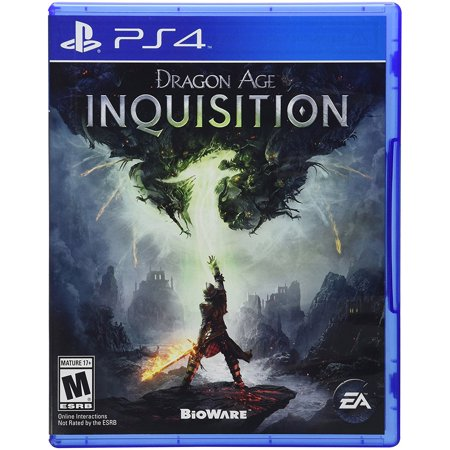 Electronic Arts Sony PlayStation 4 Dragon Age Inquisition Standard Edition Video (Best War Strategy Games Ps4)