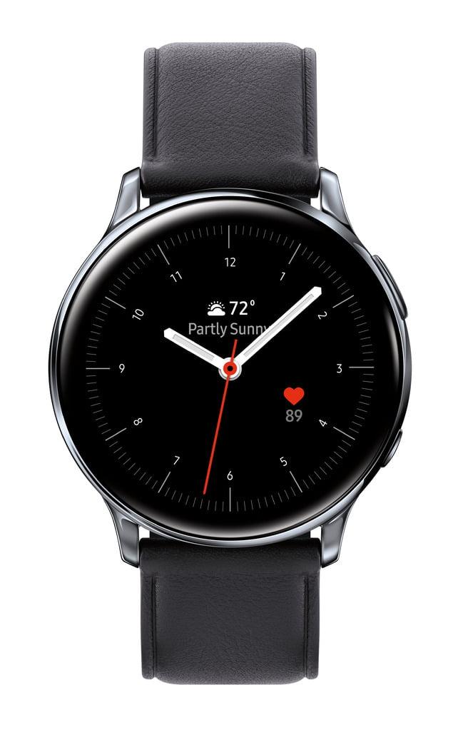 SAMSUNG Galaxy Watch Active 2 SS 40mm Silver LTE - SM-R835USSAXAR
