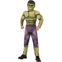 "Avengers ""Hulk"" Child Muscle Chest Halloween Costume"
