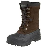 Kamik Nationplus Waterproof Insulated Medium Width Winter Boot - Men