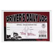 Jj Keller 8525 w/Carbon Detailed Driver Logbook