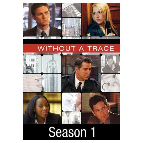 Without a Trace: Season 1 (2002)